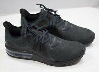NIKE AIR MAX Sequent 3  921694 010. Size 12 US Fast Free Shipping REAL PICTURES