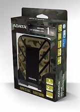 New ADATA HD710M 1TB Camouflage External Hard Drive Waterproof Shockproof 1 TB