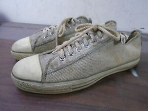 Vtg CONVERSE USA  Chuck Taylor All Star Low Top Sneakers Size 11.5