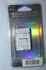 CAMERON SINO - Batterie -Samsung SGH-i900 - CS-SMI900SL