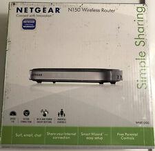 Netgear N150 Wireless Router WNR1000