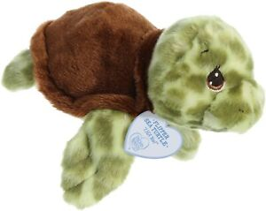 "Aurora - Precious Moments - 8.5"" Flipper Sea Turtle"