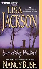 Lisa Jackson SOMETHING WICKED 7 CDs 8 Hours *NEW* FAST 1st Class Ship!