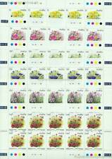 MALTA - 2000 BLUMEN FLORA FLOWERS 1138-43 - KLEINBOGEN SATZ **