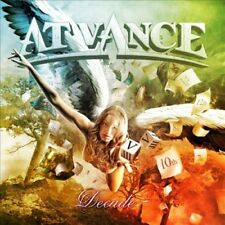 AT VANCE - DECADE USED - VERY GOOD CD