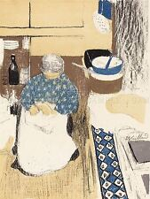 EDOUARD VUILLARD FRENCH COOK OLD ART PAINTING POSTER PRINT BB5225A