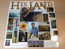 Cliff Richard/His Land/1969 Columbia Stereo LP + Autograph/Cliff Barrows