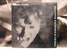 KEVIN COYNE - BEAUTIFUL EXTREMES ET CETERA LP EX/EX UK 1983 CHERRY RED M RED 43