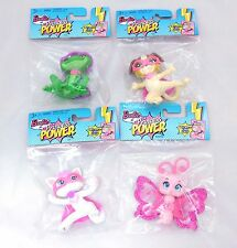 Barbie Princess Power Magical Pets Set of 4 - Puppy, Cat, Frog & Butterfly