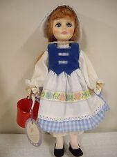 """Effanbee 11"""" inch vinyl Doll """"Jill"""""""