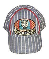 Thomas & Friends Boys Blue Striped Denim Thomas Train Race Club Cap One Size Hat