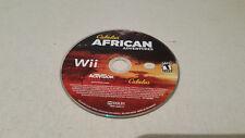 Cabela's African Adventures (Nintendo Wii, 2013) DISC ONLY