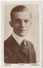 ALBERT RAY - Film Star - Fox Pictures - 1920s era used Cinema postcard