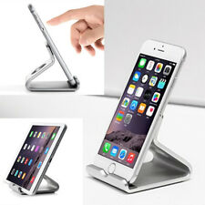 Aluminum Universal For iPad Samsung Tablet Mount Cell phone stand Desktop Holder