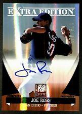 2011 Panini Elite Extra Edition Baseball JOE ROSS #P-33 Autograph #178/365