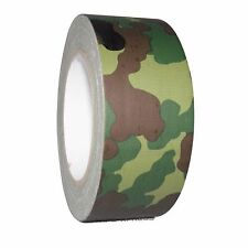 """1 roll 2"""" x 25 yd Camouflage Colored Duct Tape - Free Shipping - Hunting - Sport"""