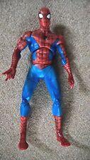 Serie cómica Toybiz Marvel grande de 12 pulgadas figura Spiderman