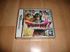 Nintendo DS Dragon Quest Capítulos de los elegidos