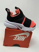 BABY GIRL: Nike Presto Extreme Shoes, Black & Pink - Size 7C 870021-001