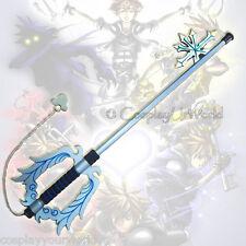 New Kingdom Hearts Oath Keeper Game Metal Key Blade Sword Fantasy Anime Cosplay