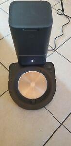 iRobot Roomba S9+ Robotic Vacuum Automatic Dirt Disposal S9550 Wifi Plus