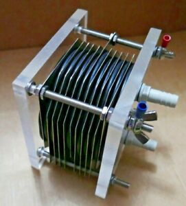 11 Plate Dry Cell Hydrogen  kit / Browns Gas Generator, DIY HHO Self build Kit