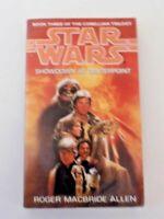 Star Wars Showdown at Centerpoint by Roger MacBridge Allen 1997 Paperback Book