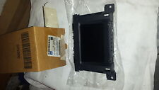 Original GM Display Multifunktion Anzeige Multifunction unit Astra H Zafira B