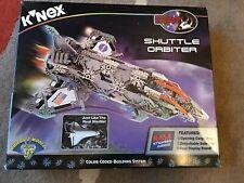 Knex Set Space Shuttle Orbiter Columbia 12018 K/'nex Missions in Space Neu /& Ovp