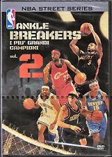 NBA STREET SERIES ANKLE BREAKERS vol 2 - DVD NUOVO