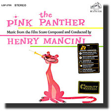 Henry Mancini , The Pink Panther (Music From The Film) (2LP Vinil 200gr 45rpm)