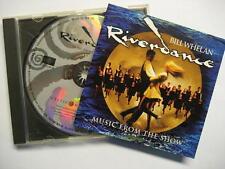 RIVERDANCE MUSIC FROM THE SHOW - MUSICAL - CD - BILL WHELAN