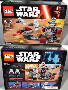 Lego Star Wars 75134 - Galactic Empire Battle Pack - New Unopened Retired Set