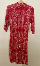Zara Embroidered Tunic XS