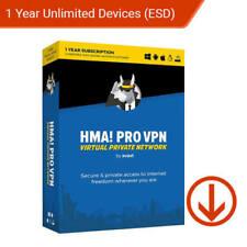 VPN HideMyAss! - 1 YEAR - License key
