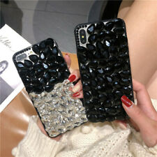 Hot Luxury Bling Diamond Rhinestone Jewelled Case Cover for Samsung S10 Plus S9+