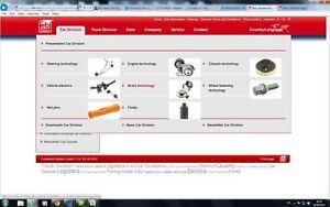 FEBI 71440 TRACK CONTROL ARM RH