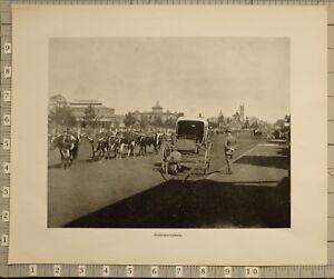 1899 BOER WAR ERA SOUTH AFRICA PRINT PIETERMARITZBURG