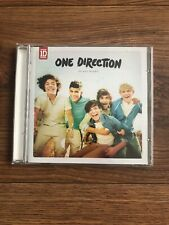 One direction up all night cd Album Ex