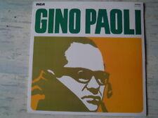 Gino Paoli - SAME (Lp) Press 1975 VINYL NEW