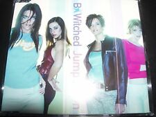 B*Witched / Bewitched Jump Down Australian CD Single & Stickers – Like New