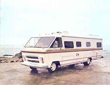 1978 Sportscoach Chevrolet Dodge Motorhome RV Brochure r1781-4M1D1H