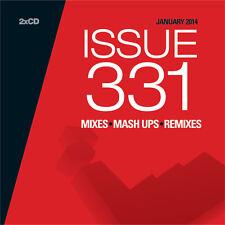 Mastermix Issue 331 Double DJ CD Set Mixes Inc Back To 1994: Dance Mix Remixes