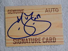 Arizona Diamondbacks Yazy Arbelo Auto Signature Card