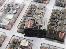 5x Omron Relay 6vdc Coil SPDT PCB Mounting 10A Contacts @250Vac/30Vdc G2R-1 EK15