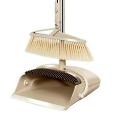 Dust Pan Sweep Sets and Broom/Dustpan Cleans Broom Combo with Long Handle Tool