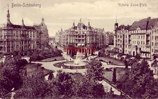 GERMANY, BERLIN - SCHONEBERG. VICTORIA LUISE-PLATZ