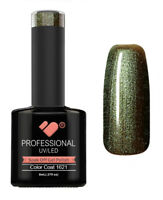 1621 VB™ Line Green Chameleon Metallic - UV/LED soak off gel nail polish