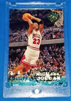 Michael Jordan 1995 Topps Stadium Club #1 MJ Bulls