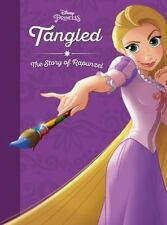 Tangled: The Story of Rapunzel by Disney- First Hardcover Edition  (English)